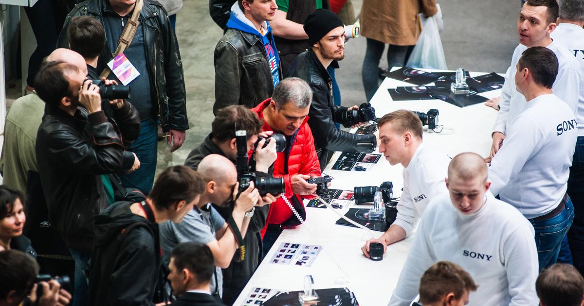ВМоскве открылись три технологические выставки