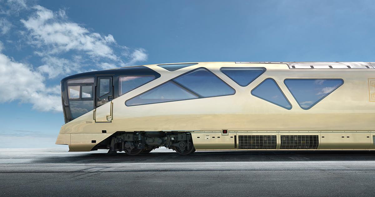ВЯпонии запустили люксовый поезд: билеты до500 тысяч рублей