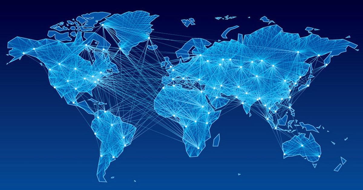 Картинки глобальных сетей