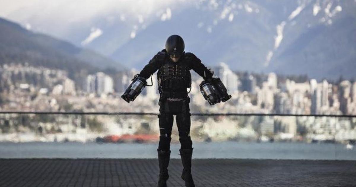 Видео: костюм Железного Человека вреальной жизни