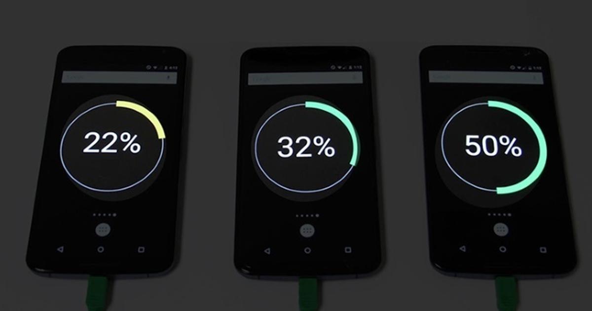 Qualcomm представила новую быструю зарядку Quick Charge 4.0+