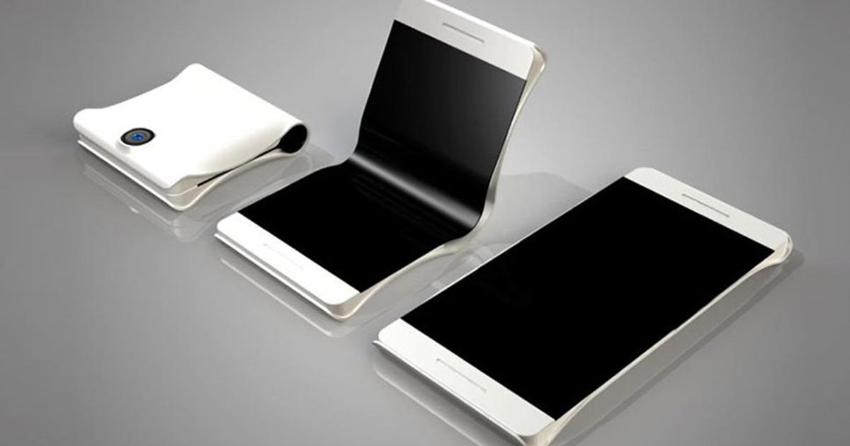 Samsung скопировала продукт Apple в гибком смартфоне