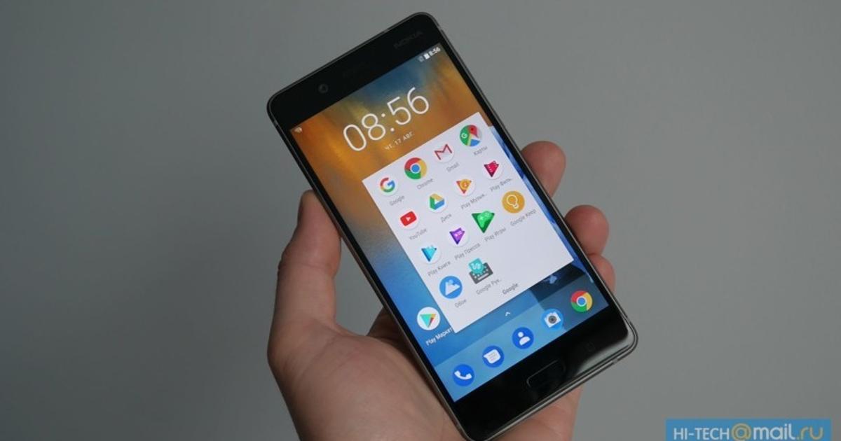 Nokia 8 подешевел вРоссии почти вдва раза
