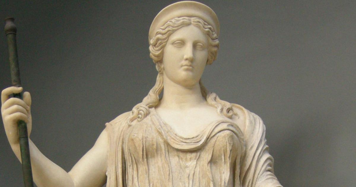 Картинки гера жена зевса