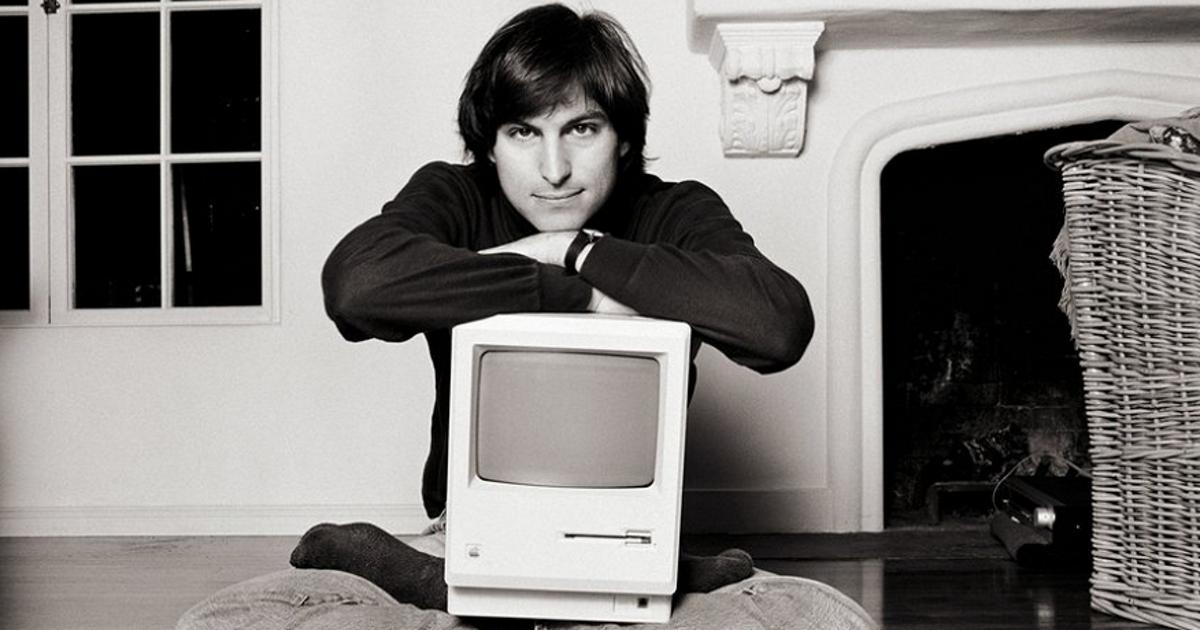 5 тайн из новой книги про Стива Джобса