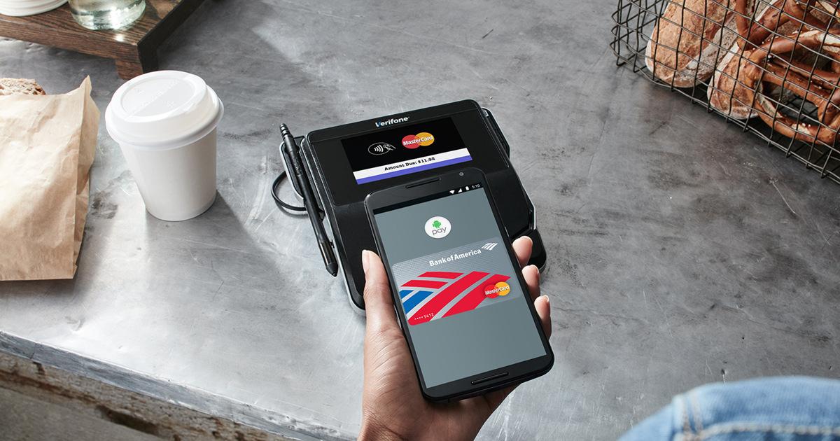 Android Pay пришел вРоссию: пользователи боятся, нохотят попробовать