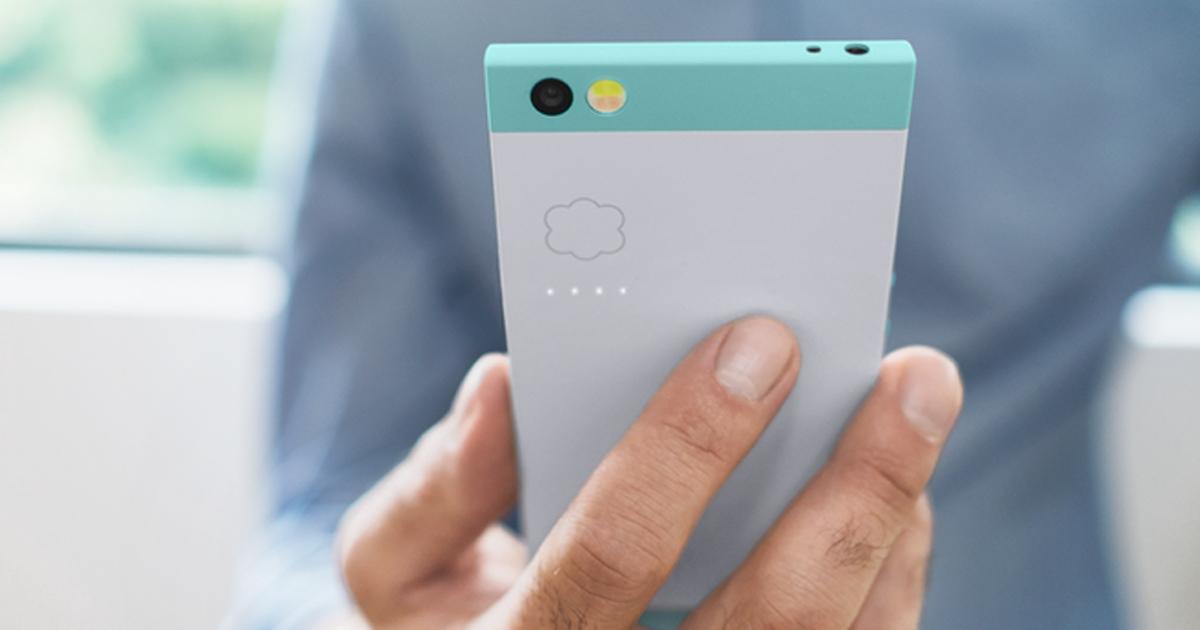 Nextbit Robin – красивый смартфон с бесконечной памятью
