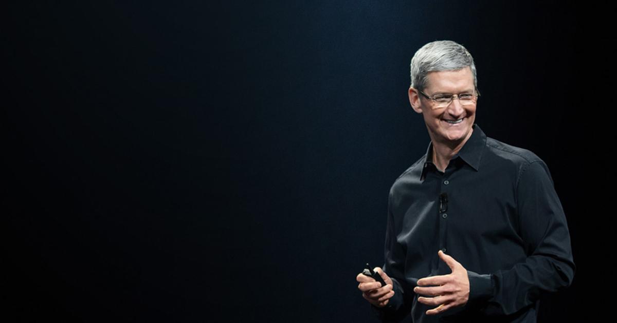 Глава Apple: традиционные ПК больше не нужны