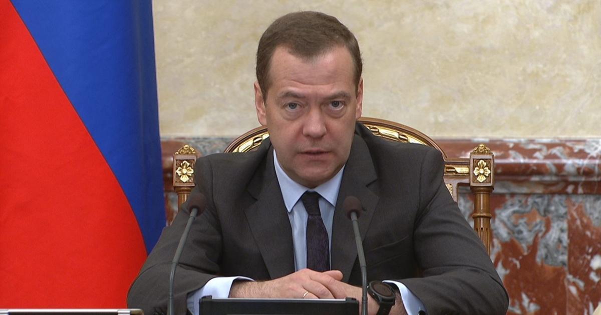 УДмитрия Медведева появились часы длятриатлона