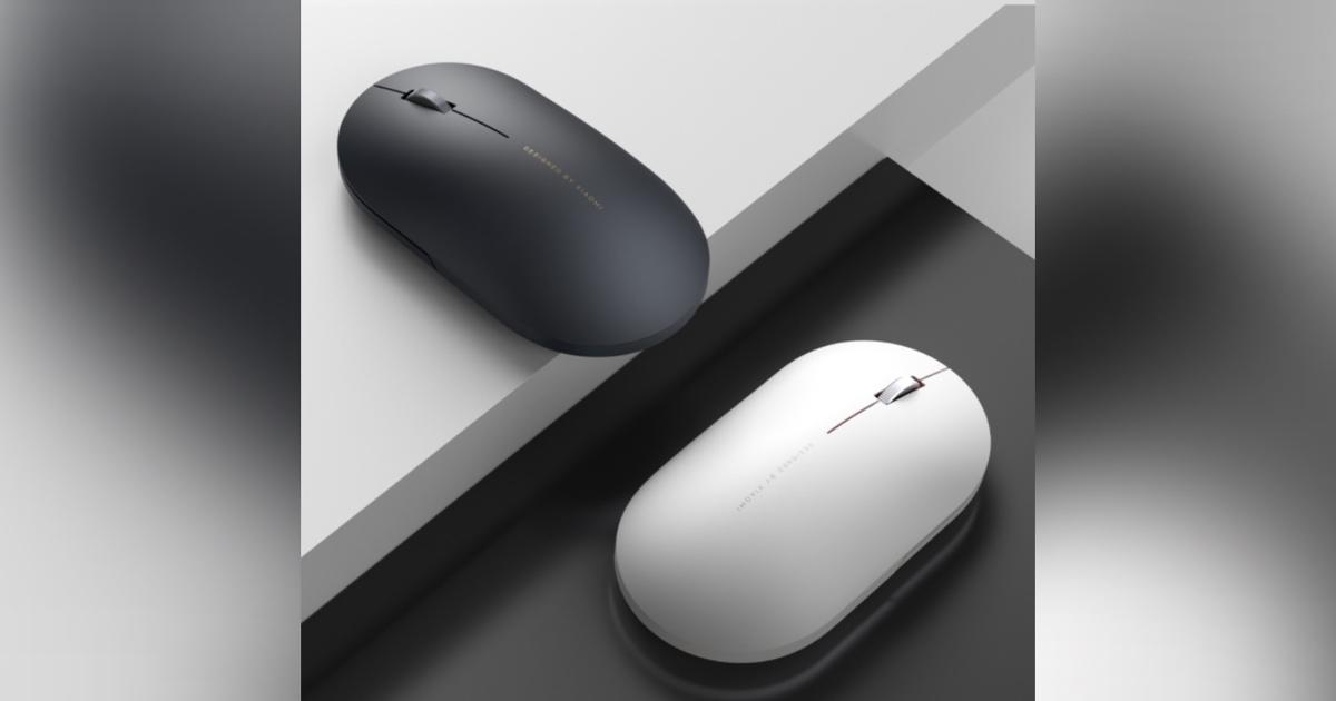 Xiaomi выпустила беспроводную мышку сзарядом нагод