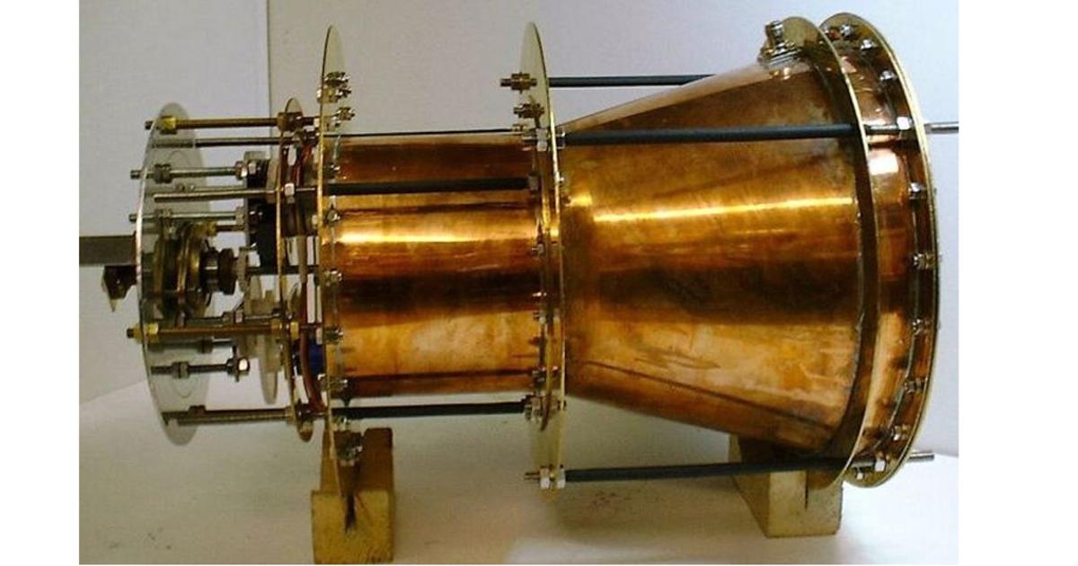 В NASA протестировали двигатель, нарушающий законы физики