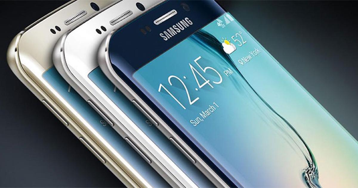 Официально: флагманские Samsung GALAXY S6 и S6 Edge
