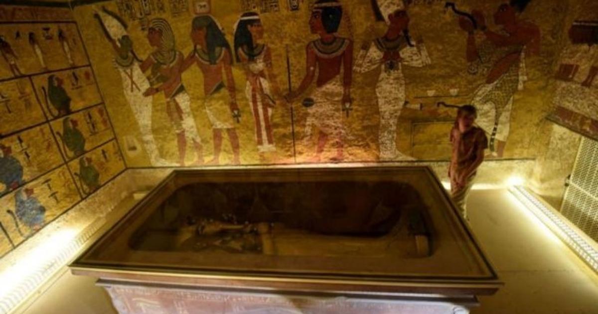 Золотая маска ипроклятие Тутанхамона: мифы иреальность