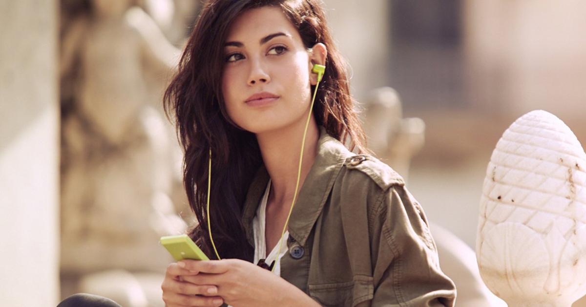 Новые наушники и плееры Sony: яркое Hi-Res Audio