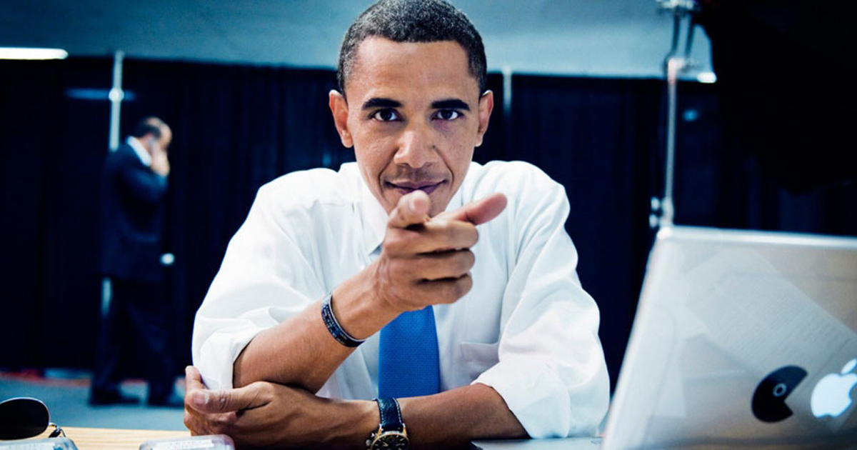 Обаму огорчило качество интернета в Белом доме