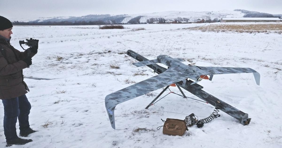 ВИннополисе испытали беспилотник длядоставки грузов. Оннеупал
