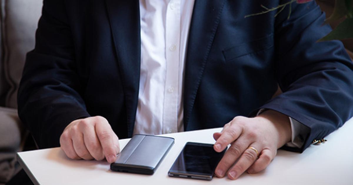 Представлен ноутбук Gemini PDA размером сосмартфон наAndroid иLinux