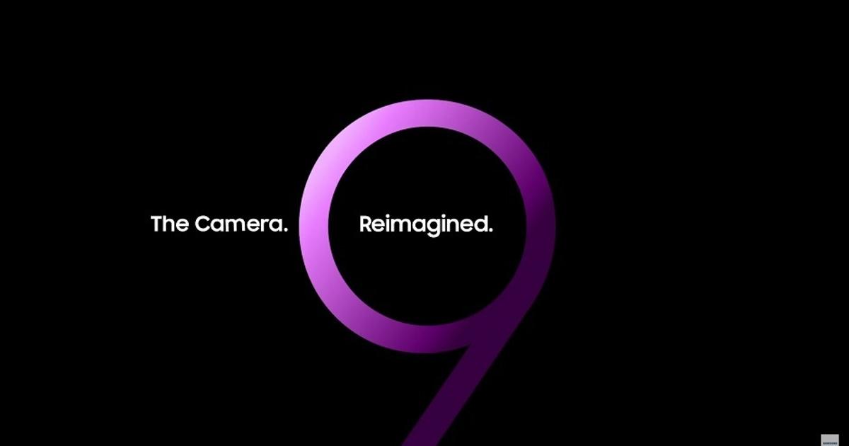 Samsung Galaxy S9: компания планирует «переосмыслить» камеру всмартфонах
