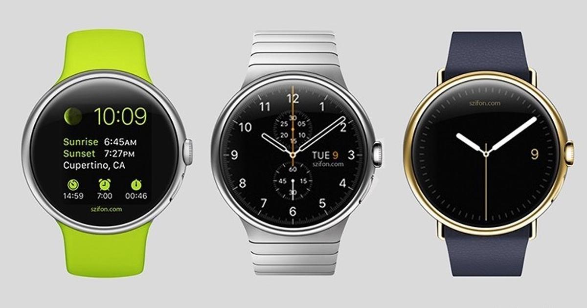 Apple Watch 3 могут показать одновременно сiPhone 8