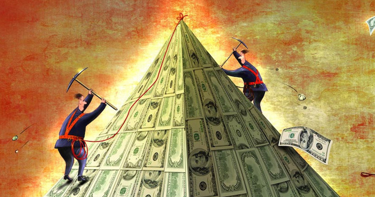 должно картинки про пирамиду финансовую когда-нибудь