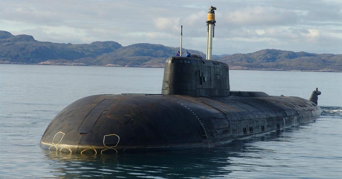 ВВМФ России появится новая подлодка рекордного размера