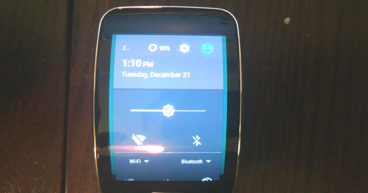 На смарт-часах Samsung запустили полноценный Android