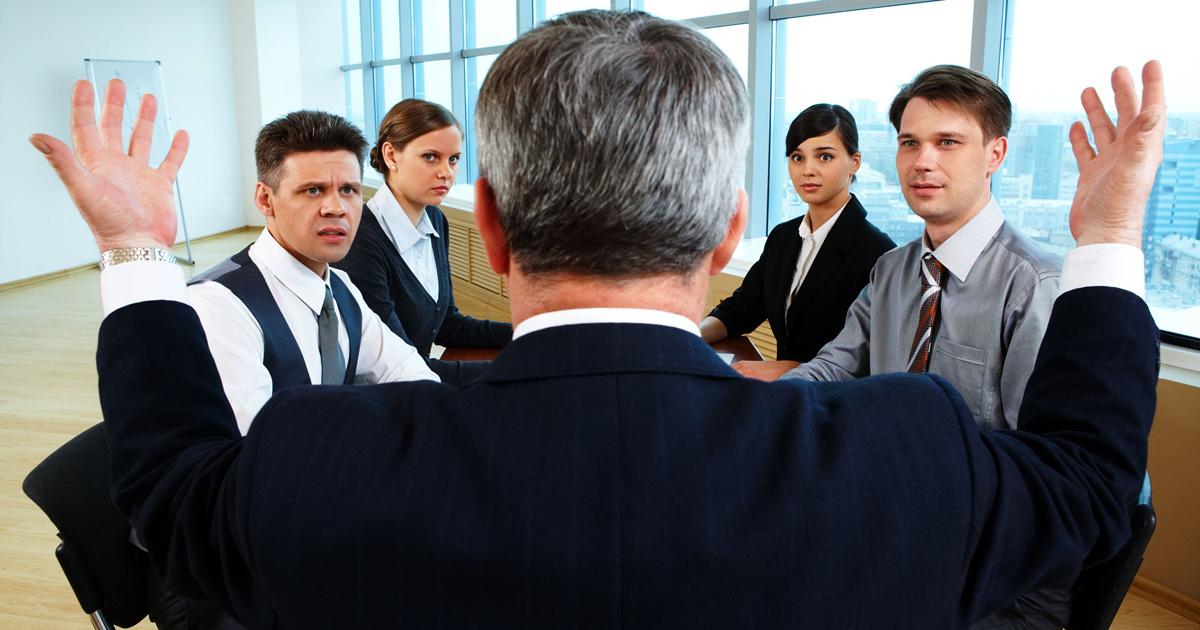 Нейросеть обучили распознавать приближение начальника