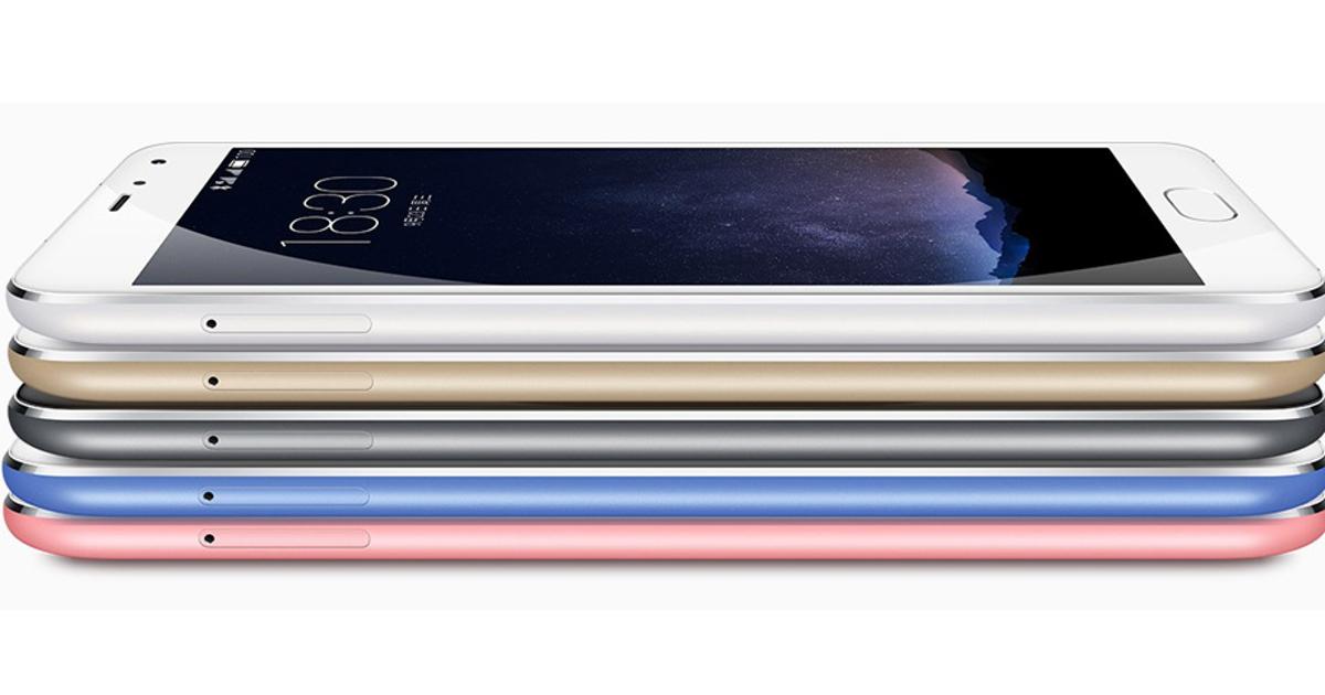 Meizu представила бюджетный металлический смартфон