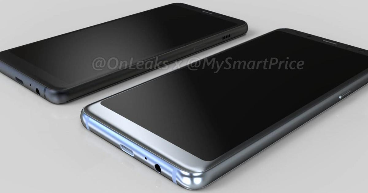 Нароссийском сайте Samsung «засветился» безрамочный Galaxy A7 (2018)