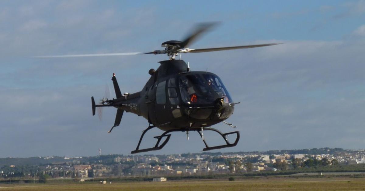 Вертолет будущего сможет обходиться безпилота