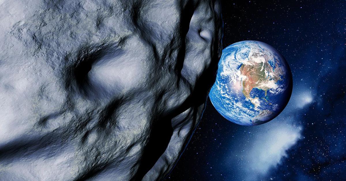 Мимо Земли пролетит платиновый астероид