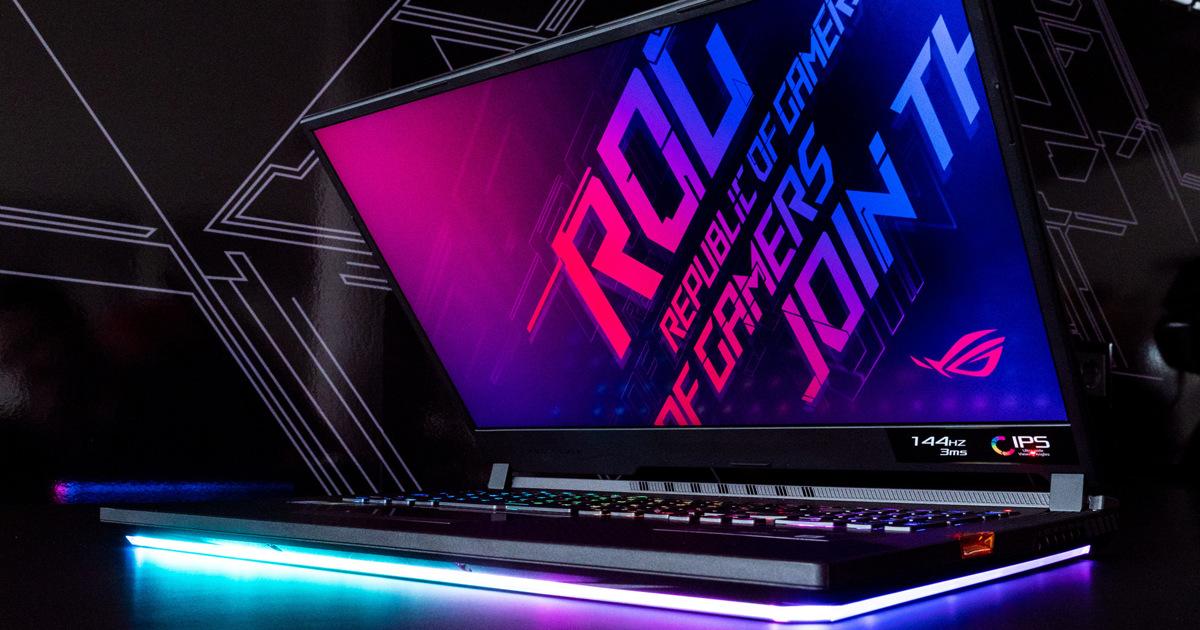 Обзор ASUS ROG Strix SCAR III G731. Мощнейший игровой ноутбук наCore i9 сбезрамочным экраном