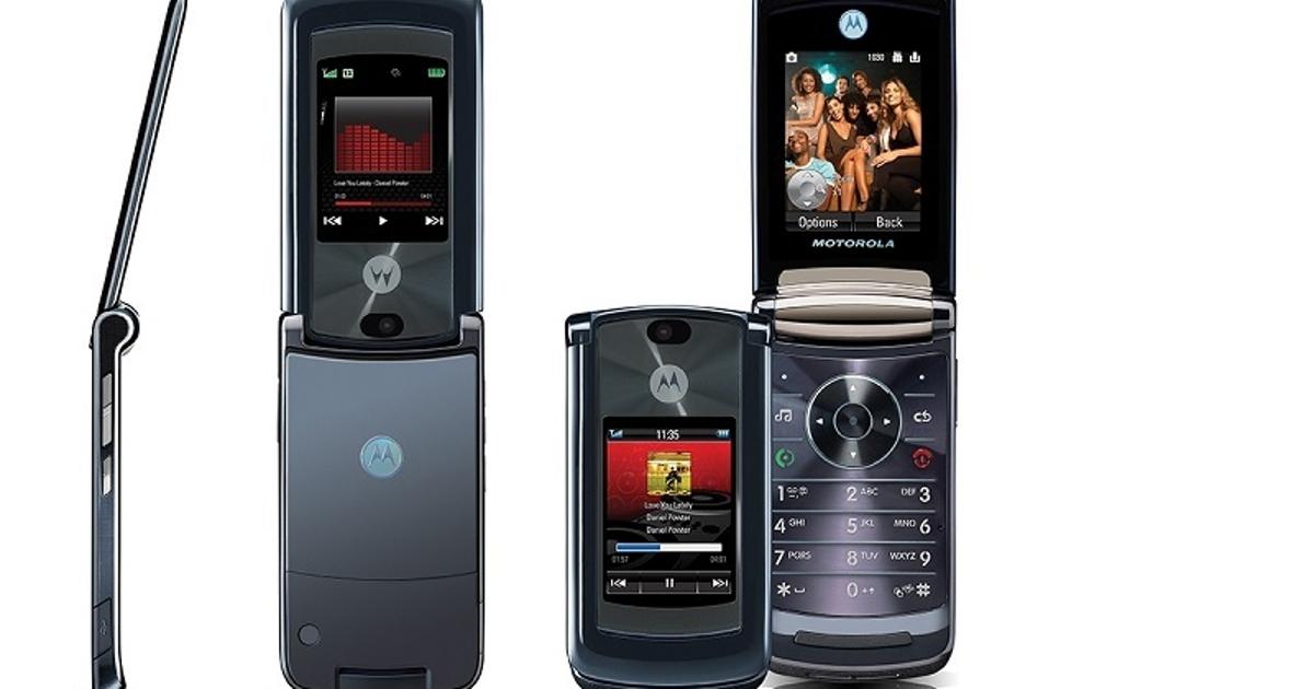 Какие телефоны были популярны 10 лет назад