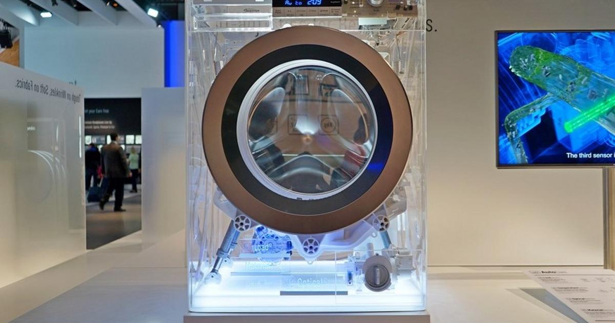 Panasonic на IFA 2015: революционная стиральная машина и бритва, которая «понимает» кожу