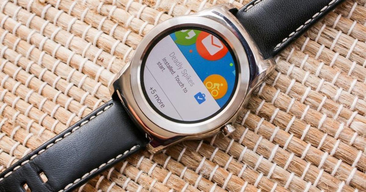 Android Wear 2.0 «забыла» русский алфавит