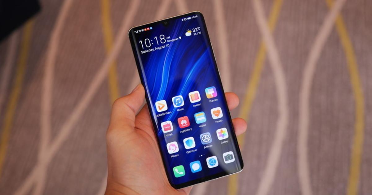 Большое обновление Huawei: какие смартфоны получат Android 10