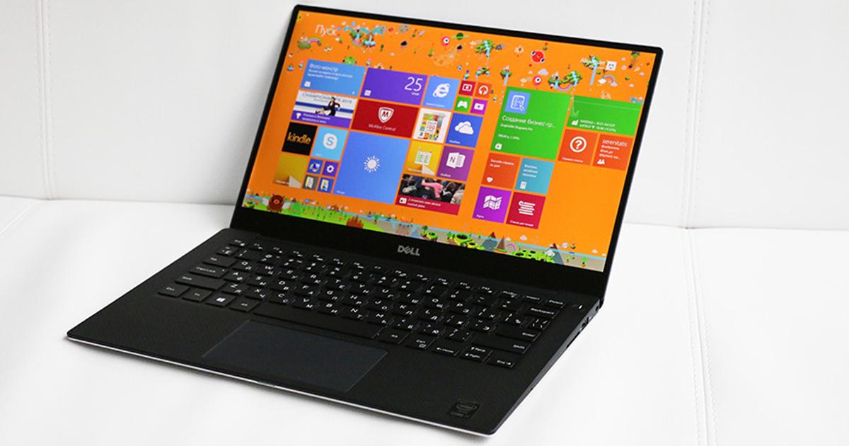 Обзор Dell XPS 13 (9343): главный конкурент нового Apple MacBook
