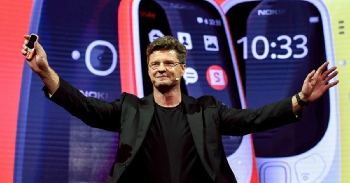 Бывший президент попродажам HTC стал главой Nokia