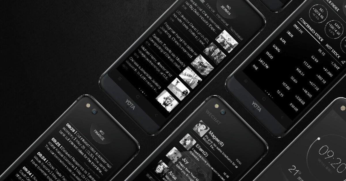 Рассекречены изображения YotaPhone 3