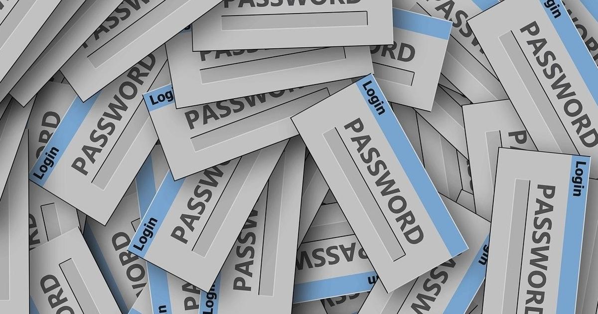 Опубликован список самых плохих паролей. (Аваш там есть?)