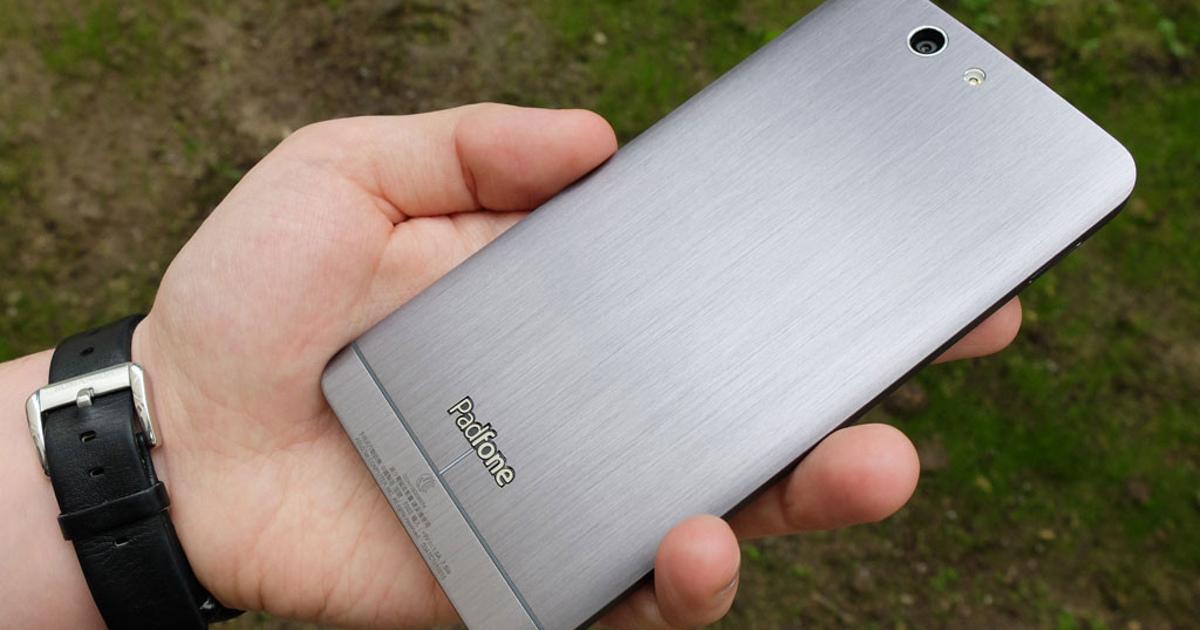 Обзор ASUS PadFone Infinity: новое поколение смартфона-планшета