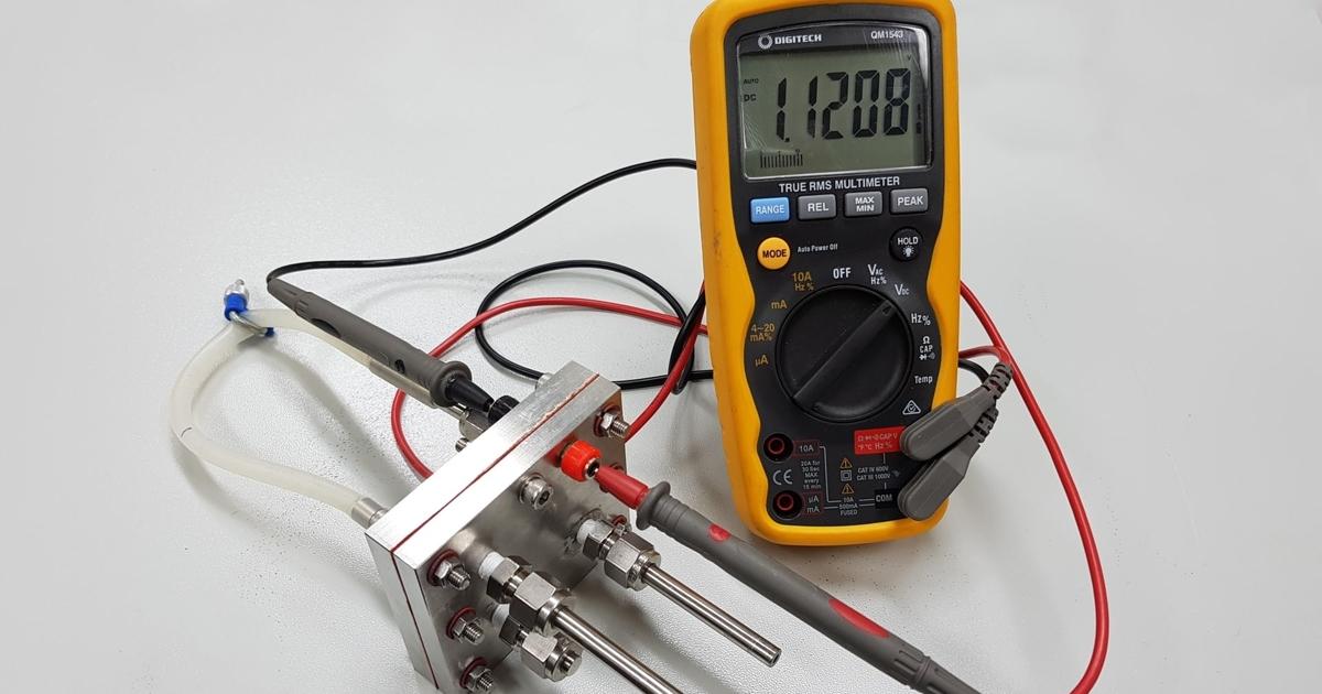 Протонная «бомба»: австралийцы создали альтернативу литиевым батарейкам