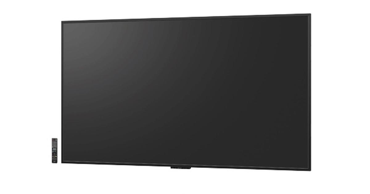 Первый в мире 8K-телевизор стоит почти 9 миллионов рублей