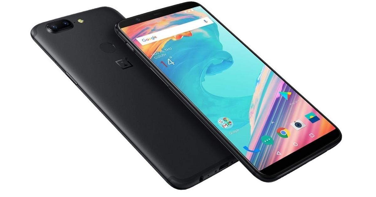 Как получить красивые обои из нового OnePlus 5T