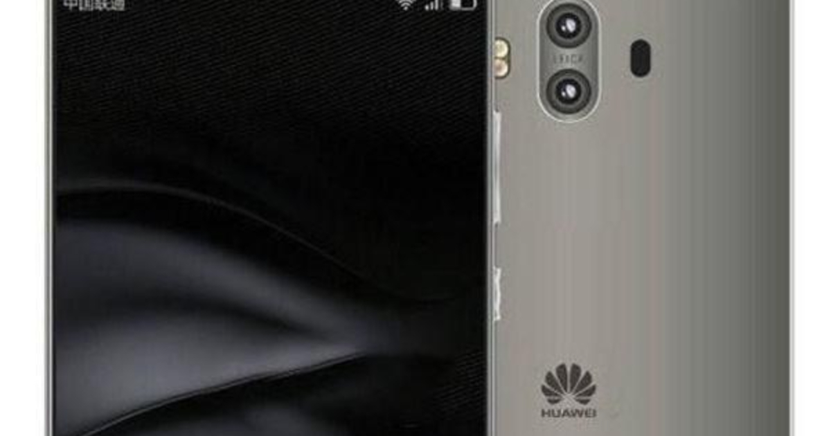 Huawei Mate 10 получит 4D Touch