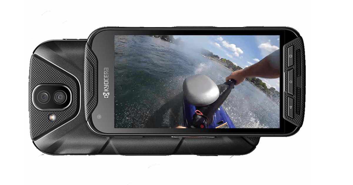 Представлен первый вмире смартфон сдвойной экшн-камерой