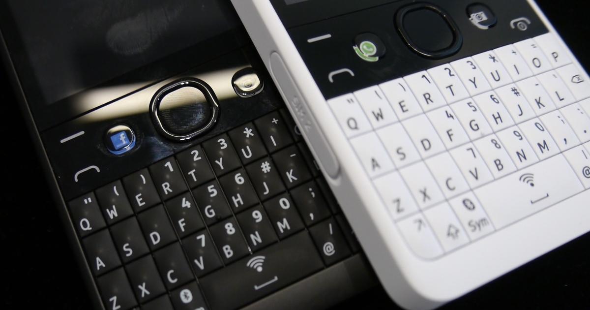 Nokia готовит смартфон сфизической клавиатурой