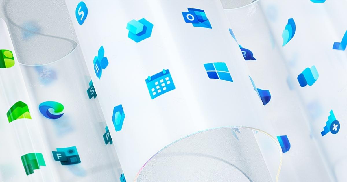 Microsoft показала новый логотип Windows 10