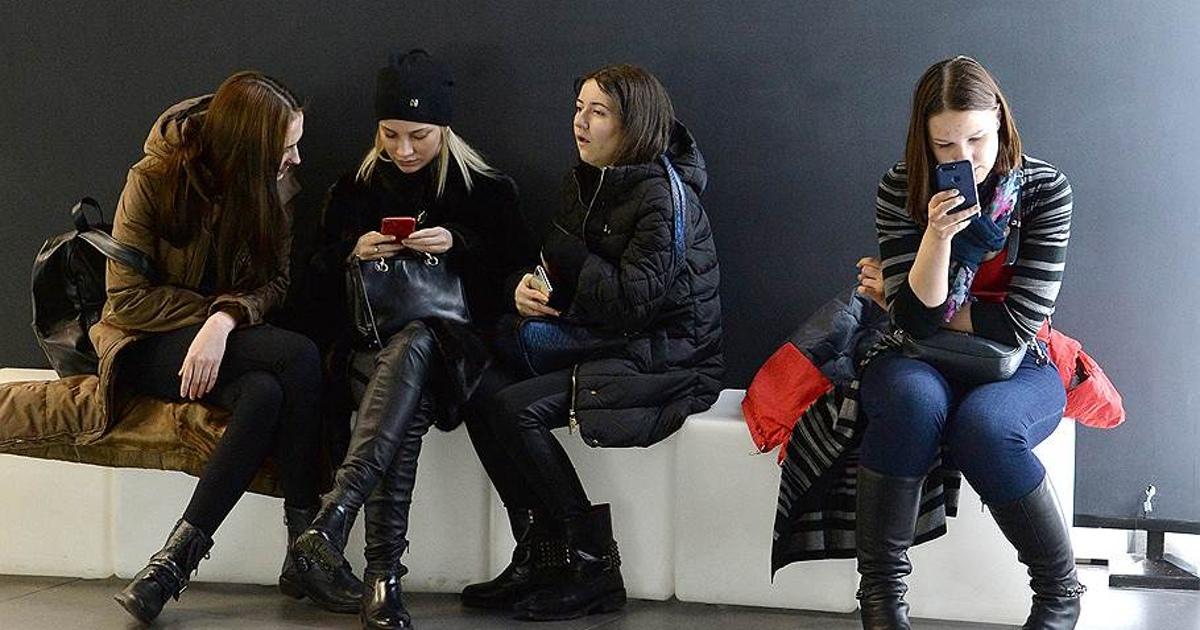 В2017 году Россия вошла впятерку стран понаибольшему числу загрузок мобильных приложений