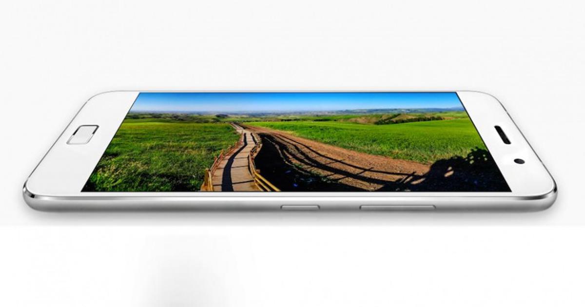 Стартап, финансируемый Lenovo, представил гибрид флагманов Samsung и Apple